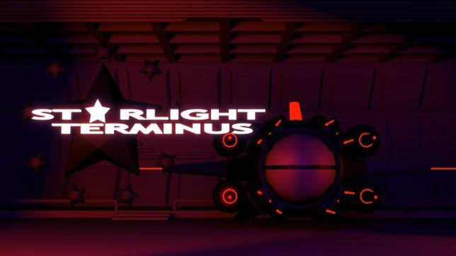 StarLight Terminus Title Screen