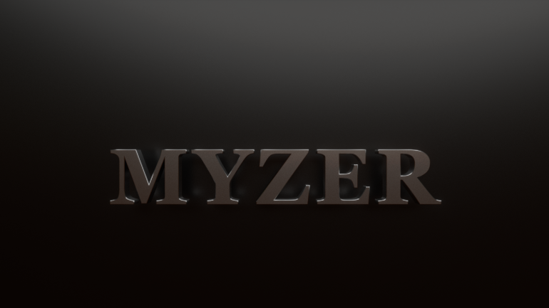 rendered title Myzer