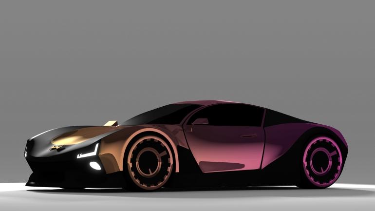Weisson car color experiment